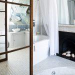 Bedroom C bathroom