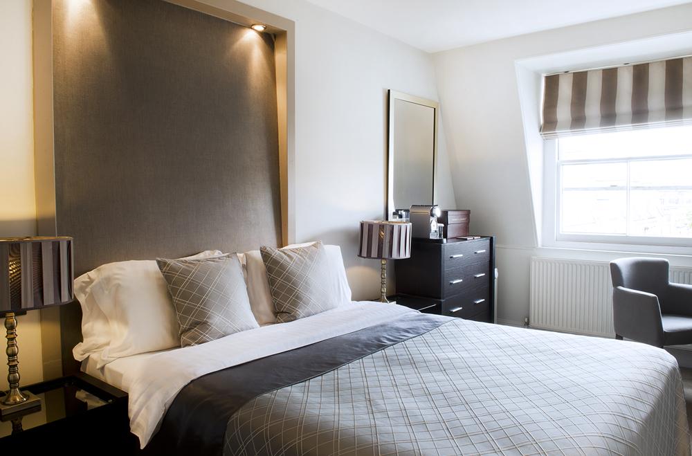 The Savile Club Bedrooms