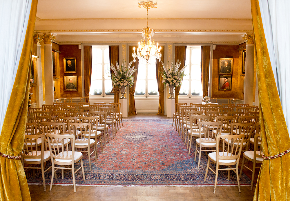 The Savile Club A Beautiful Wedding Venue In The Heart
