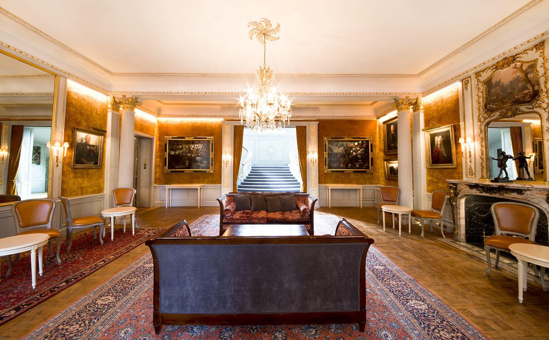 The Savile Club | Drawing room