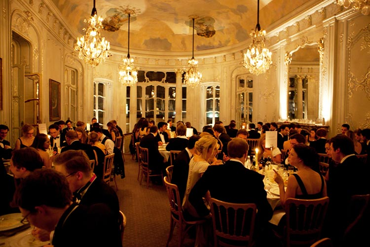 The Savile Club Ballroom