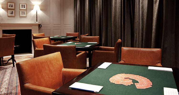The Savile Card Room